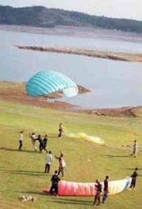 Paragliding in Bilaspur Himachal Pradesh