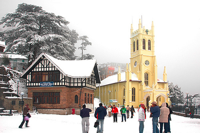 Christ Church & St. Michael's Cathedral Shimla
