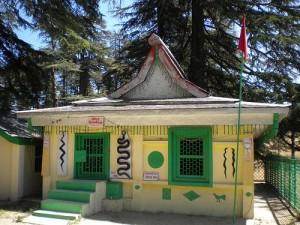 Dev mahunag temple mandi