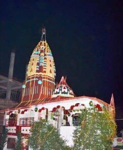 Shoolini Mata Temple