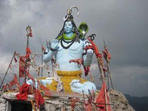 Churdhar Shiv Temple